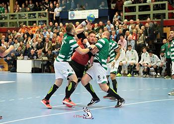 Challenge Cup - JMS Hurry Up x Sporting CP - 1/2 Finais - 1ª mão (1)