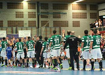 Challenge Cup - JMS Hurry Up x Sporting CP - 1/2 Finais - 1ª mão (2)
