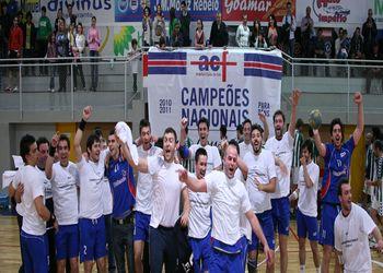 Andebol Clube de Fafe - Campeão Nacional da 2ª Divisão 2010-2011
