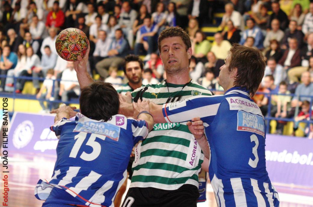 Sporting : Porto - 1/2 Final Taça Portugal 7