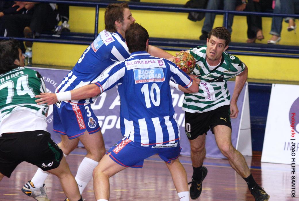 Sporting : Porto - 1/2 Final Taça Portugal 3