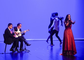 Momento da V Gala do Andebol - Castelo Branco