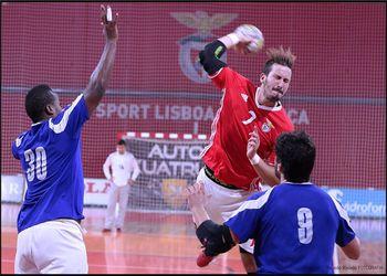 SL Benfica - Delta Belenenses - Campeonato Andebol 1 - foto: Ricardo Rosado