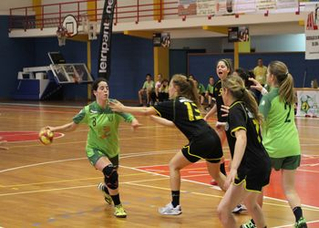 3ª fase do Campeonato Nacional de Iniciados Femininos 1ª Divisão 2011-12