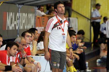 4a jornada Andebol 1 - Xico Andebol : SL Benfica - Pedro Gama