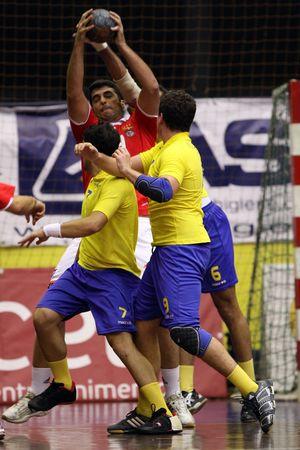4a jornada Andebol 1 - Xico Andebol : SL Benfica - Rui Silva