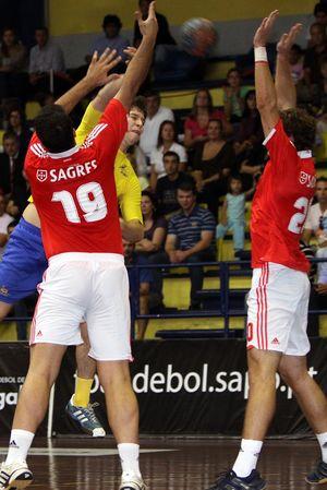 4a jornada Andebol 1 - Xico Andebol : SL Benfica