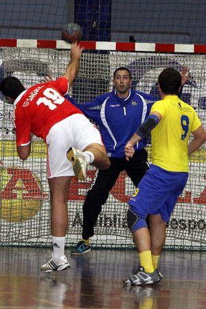 4a jornada Andebol 1 - Xico Andebol : SL Benfica - Ivo Silva