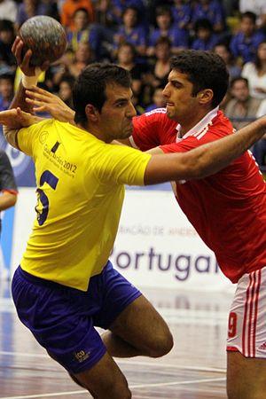4a jornada Andebol 1 - Xico Andebol : SL Benfica - João Ferraz