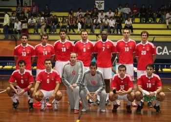 4a jornada Andebol 1 - Xico Andebol : SL Benfica - SL Benfica