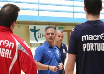 Rolando Freitas e CArlos Ferreira - Estágio Tavira - Out.2012