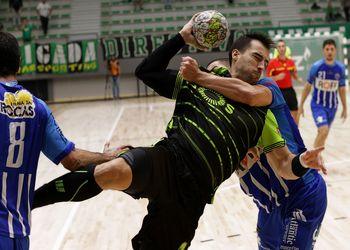 Sporting CP : Boa Hora FC/ROFF - Campeonato Andebol 1 - foto: Ricardo Rosado