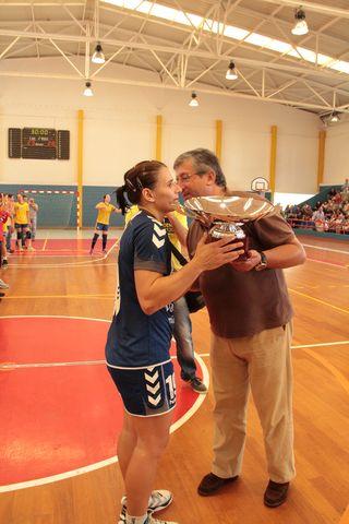 Gil Eanes - finalista da Taça de Portugal - foto Luís Simões