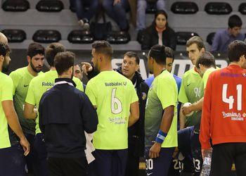 AM Madeira A. Sad - Campeonato Andebol 1 - Foto: Pedro Alves