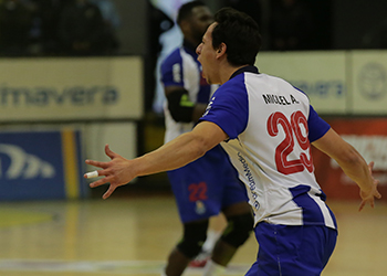 Miguel Alves - ABC UMinho - FC Porto - Campeonato Andebol 1 - PhotoReport.In
