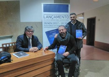 Lançamento do Livro Agôn - Homo Sportivus - Estratégias e Estratagemas