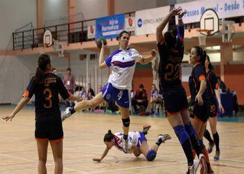 Passos Manuel : Santa Joana-Maia - Campeonato Multicare 1ª Divisão Feminina - foto: Ricardo Rosado