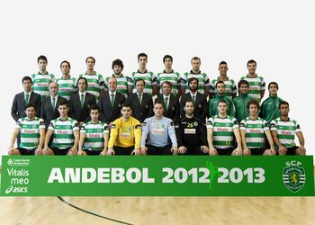 Sporting CP 2012/13