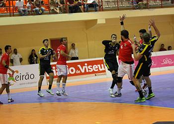Chambéry SMB Handball : SL Benfica - XX Torneio Internacional de Andebol de Viseu