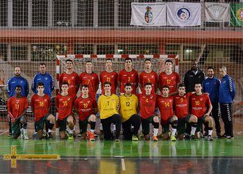 Seleção Nacional de Juniores C Masculinos - Torneio Handleça Cup