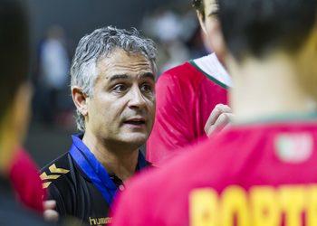 Rolando Freitas - seleccionador nacional sénior
