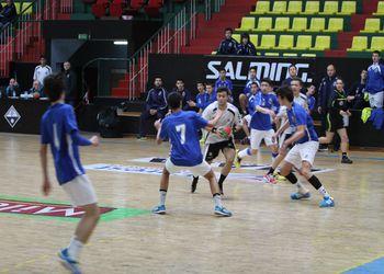 Campeonato Nacional Iniciados Masculinos - Águas Santas : Dragon Force - foto: António Oliveira