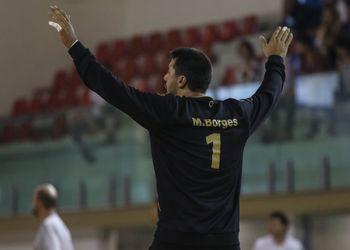 Manuel Borges - ADA Maia Ismai - Campeonato Andebol 1 - Foto: PhotoReport.In