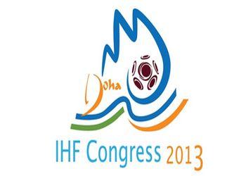 Logo Congresso IHF 2013