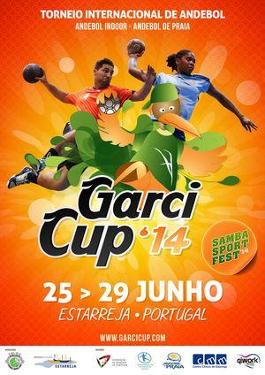 Cartaz Torneio Garcicup2014