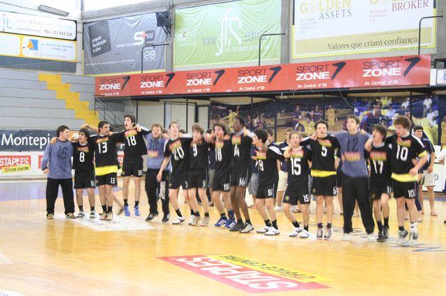 Fase Final CN 1ª Divisão Juvenis Masculinos - Entrega de Prémios 9