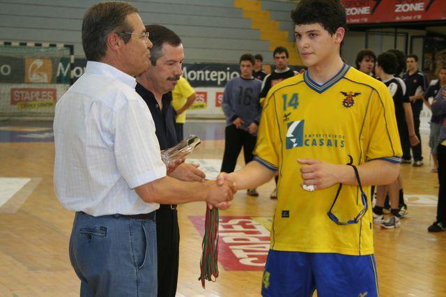 Fase Final CN 1ª Divisão Juvenis Masculinos - Entrega de Prémios 19