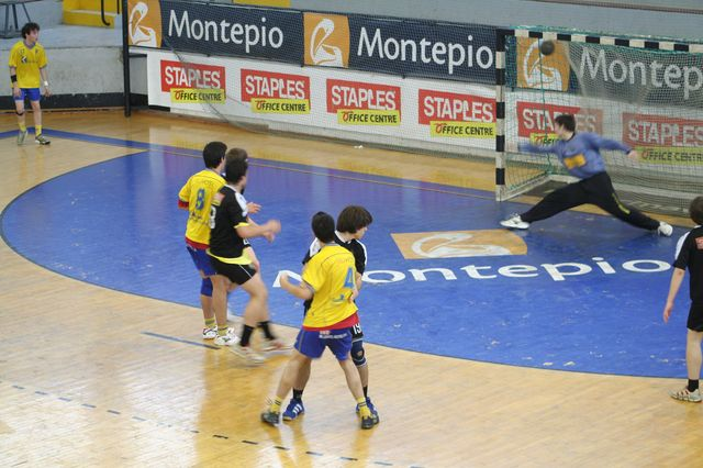 Fase Final CN 1ª Divisão Juvenis Masculinos - DF Holanda : ABC 49