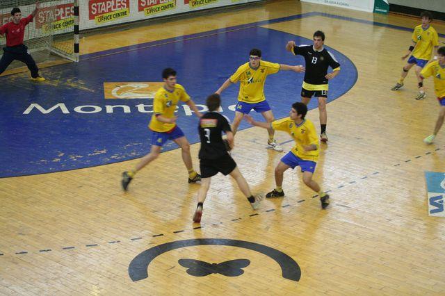 Fase Final CN 1ª Divisão Juvenis Masculinos - DF Holanda : ABC 52