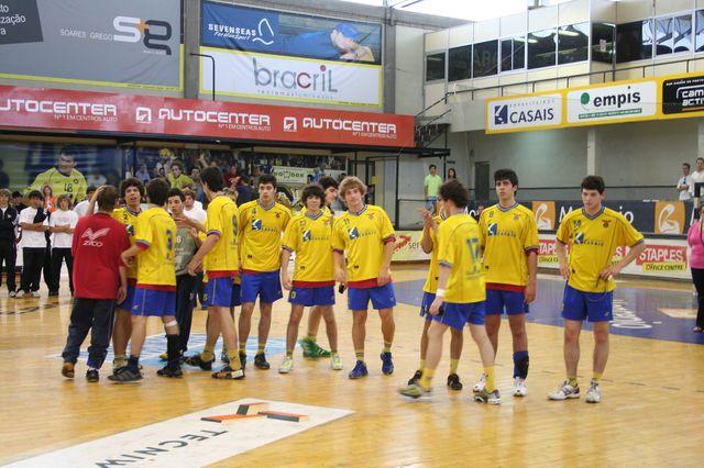 Fase Final CN 1ª Divisão Juvenis Masculinos - Entrega de Prémios 6