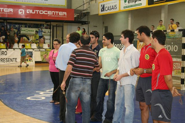 Fase Final CN 1ª Divisão Juvenis Masculinos - Entrega de Prémios 14