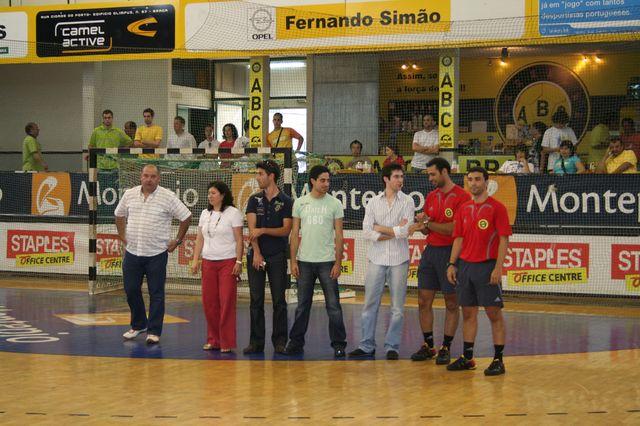 Fase Final CN 1ª Divisão Juvenis Masculinos - Entrega de Prémios 1