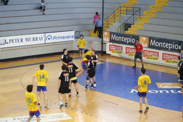 Fase Final CN 1ª Divisão Juvenis Masculinos - DF Holanda : ABC 53