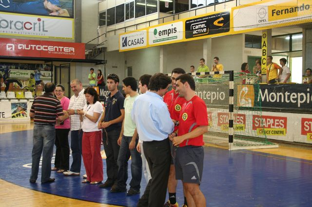 Fase Final CN 1ª Divisão Juvenis Masculinos - Entrega de Prémios 11