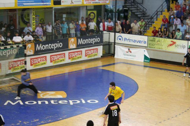 Fase Final CN 1ª Divisão Juvenis Masculinos - DF Holanda : ABC 43