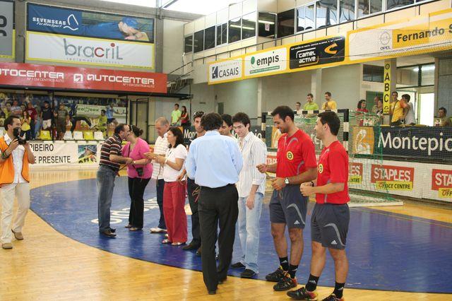 Fase Final CN 1ª Divisão Juvenis Masculinos - Entrega de Prémios 12