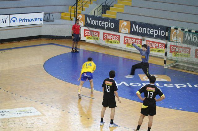 Fase Final CN 1ª Divisão Juvenis Masculinos - DF Holanda : ABC 46