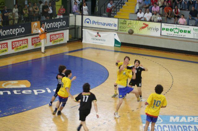 Fase Final CN 1ª Divisão Juvenis Masculinos - DF Holanda : ABC 54