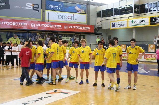 Fase Final CN 1ª Divisão Juvenis Masculinos - Entrega de Prémios 5