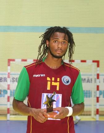 Campeonato Europeu Sub20 Masculino Roménia 2008 - Portugal : Dinamarca - Melhor Jogador: Wilson Davyes