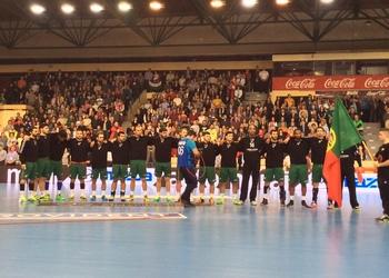 Portugal-Hungria - Outubro 2014 - apresentação