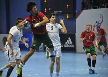 Portugal : Argentina - Campeonato Mundo Sub19 Masculinos