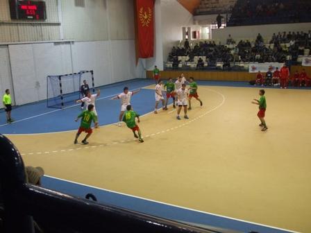 5º Campeonato do Mediterrâneo - Montenegro : Portugal 2