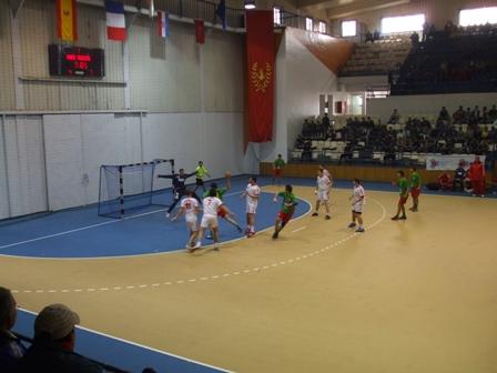 5º Campeonato do Mediterrâneo - Montenegro : Portugal 3