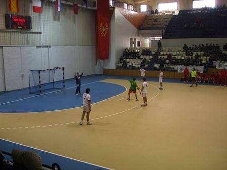 5º Campeonato do Mediterrâneo - Montenegro : Portugal 4
