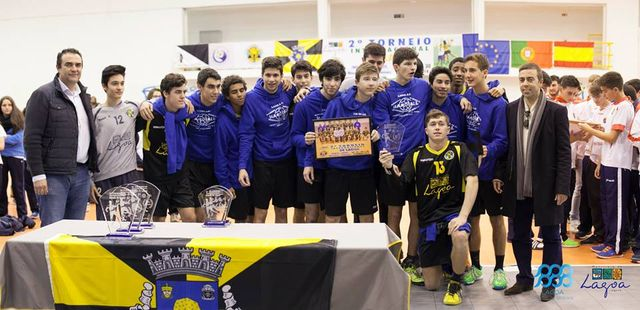 Torneio Internacional de Andebol Cidade de Lagoa - Juvenis Masculinos Lagoa AC